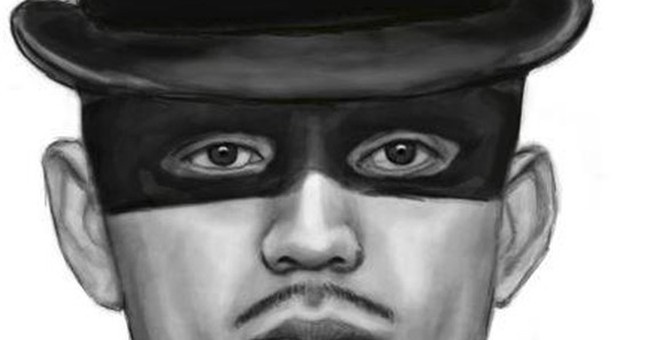 Police: Man wearing fedora, mask over eyes breaks into home