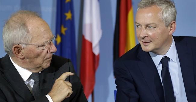 Germany, France pledge new effort to strengthen eurozone