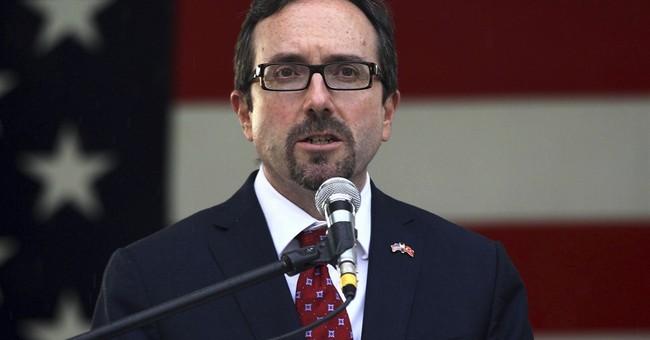 US, Turkey dispute fighting in DC as ambassador summoned