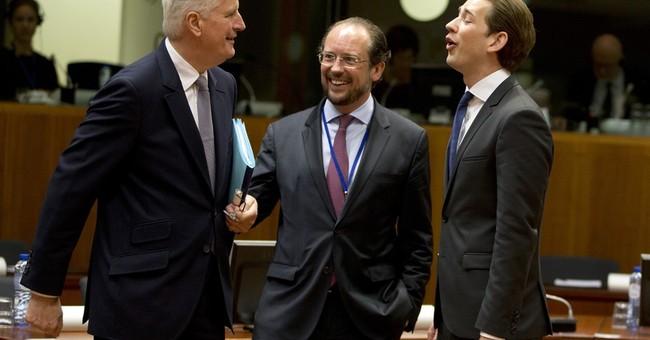 EU nations set tough negotiating mandate for Brexit talks