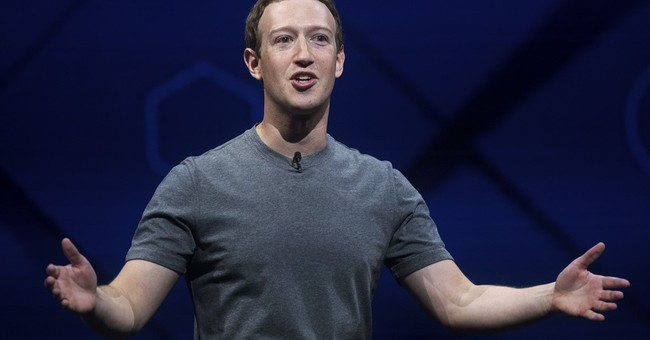 The Latest: Mark Zuckerberg visits Rhode Island school