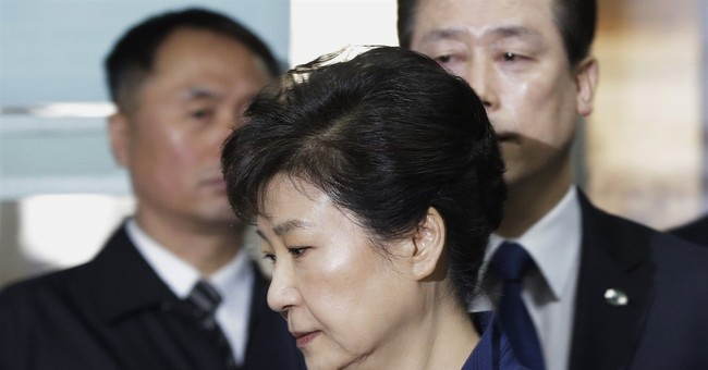 Ousted South Korean president's graft trial begins Tuesday