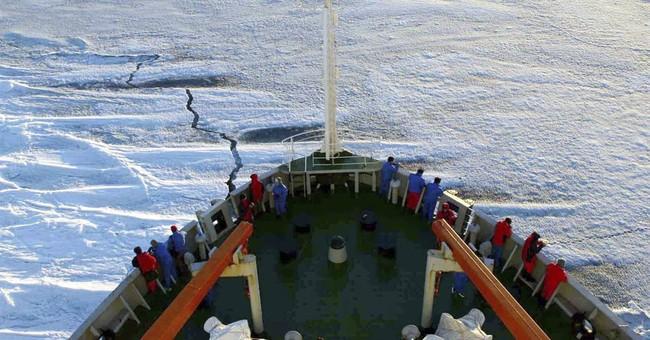 China urges balance on environment, economy in Antarctica