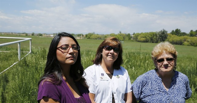 Pipeline planned at big Colorado well site, not noisy trucks