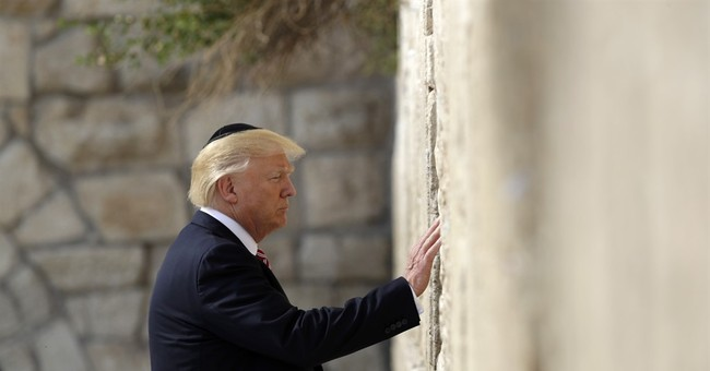 Trump administration wavers on location of Western Wall