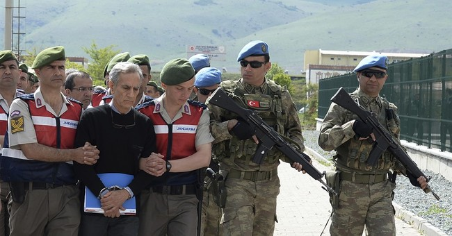Trial opens in Turkey for 221 suspected coup instigators