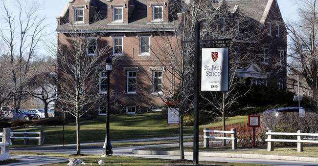 Report backs sex abuse claims against 13 at prep school
