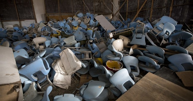 Scathing report on Rio Olympics: venues 'White Elephants'