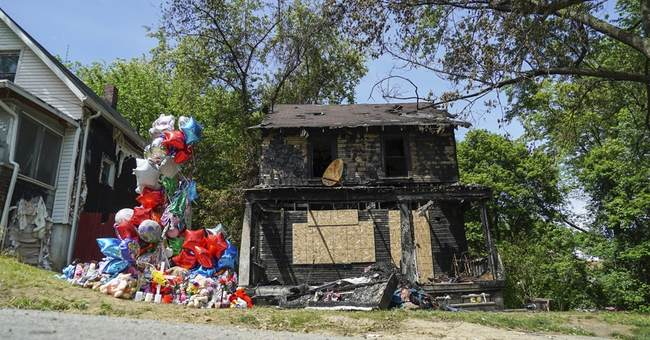 Suspect in Ohio house fire that killed 7 is denied bond