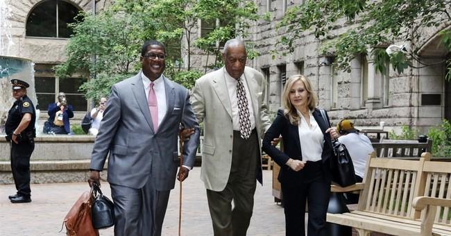 11 people seated on Cosby jury; defense sees race bias