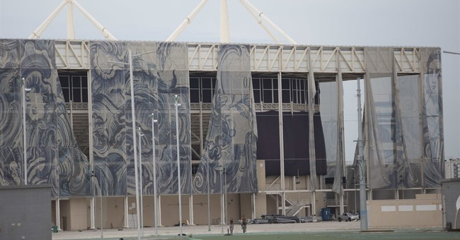 Rio Olympic planning assailed for 'white elephant' venues