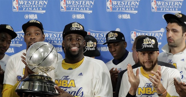 Warriors ready for third straight NBA Finals appearance