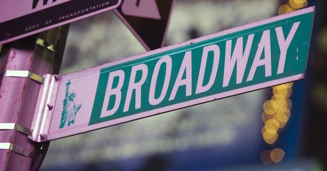 Broadway's box office coffers soars but attendance retreats