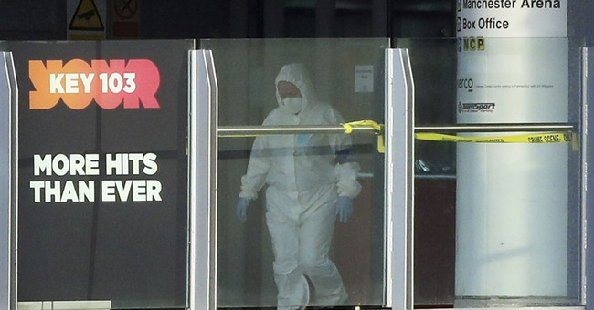 The Latest: Investigators hunt for accomplices of bomber