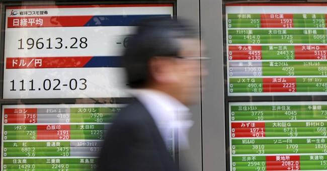 European markets push higher on strong economic news
