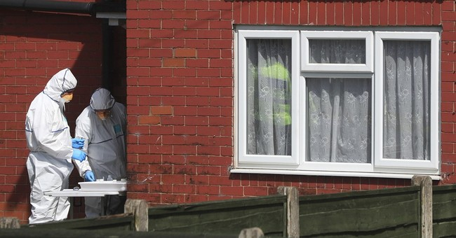 Officials: Manchester bomber was local man of Libyan descent