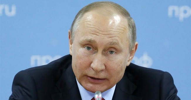 Putin says whistleblowing on doping echoes Stalin's purges