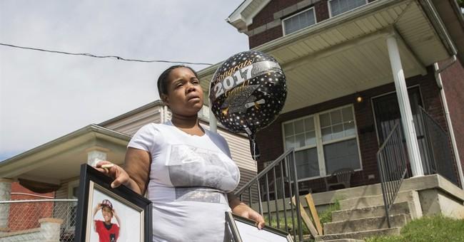 Louisville police seek help in finding 7-year-old's killer