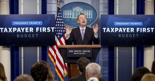 Poor and disabled big losers in Trump budget; military wins
