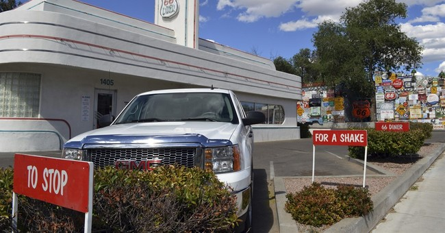 Losing their kicks? Funds for Route 66 towns may be at risk