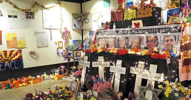 6 years later, memorial for Giffords mass shooting struggles