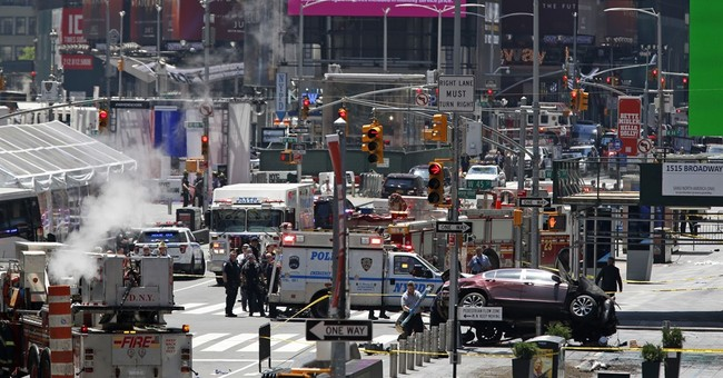 Times Square crash: 5 still hospitalized, but teen goes home