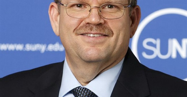 The Latest: New Missouri campus chancellor prizes diversity
