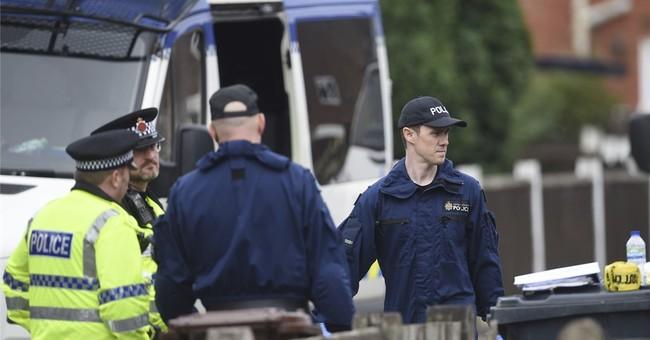 The Latest: US lawmaker says UK bomb showed 'sophistication'