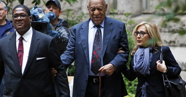 Prospective juror gets laughs from comedian-defendant Cosby
