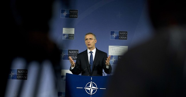 NATO chief welcomes increased US defense spending in Europe