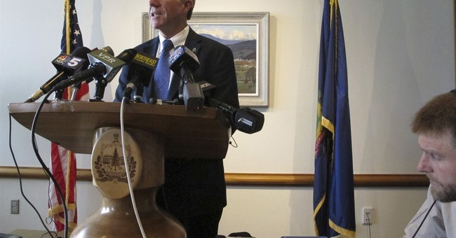 Vermont governor vetoes marijuana bill, wants changes made