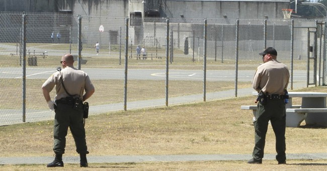 California guards, inmates recovering after rare mass attack