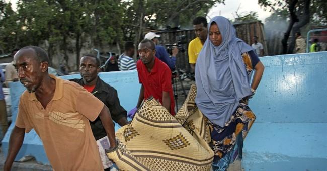 Somalia car bomb kills at least 8 in capital, police say