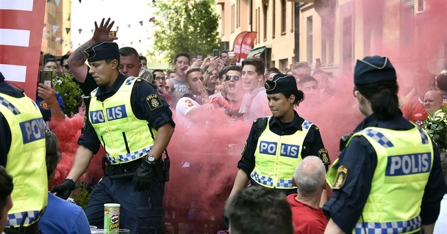Security tight ahead of Europa League final in Stockholm