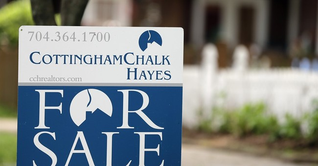 Home sales fell in April amid supply squeeze