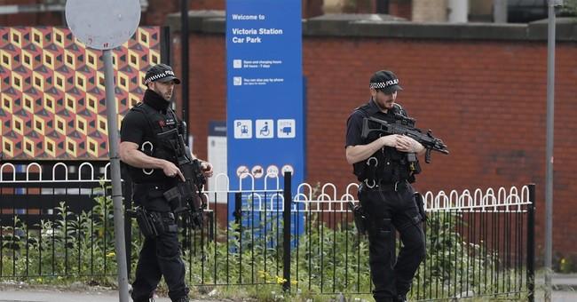 Correction: Britain-Concert Blast story