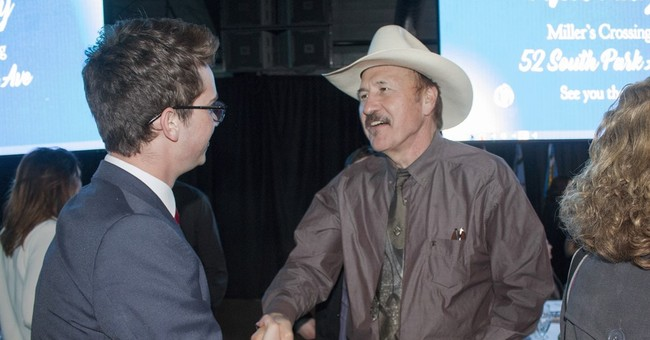 Reporter alleges GOP congressional candidate in Montana body-slammed him