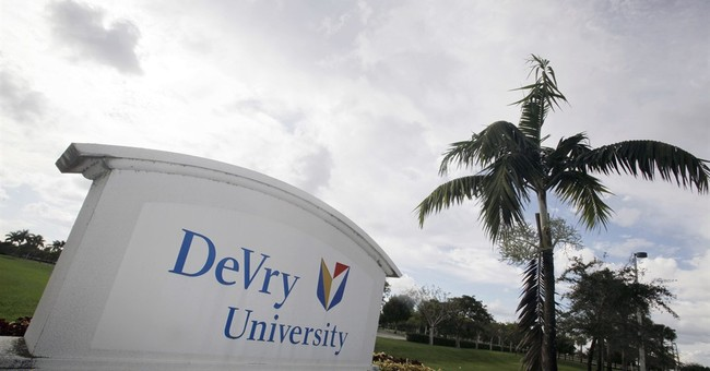 Parent company of DeVry University changing its name