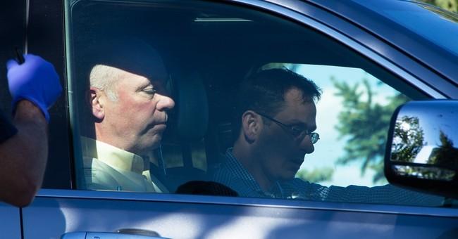 The Latest: Greg Gianforte keeps low profile, Montana votes