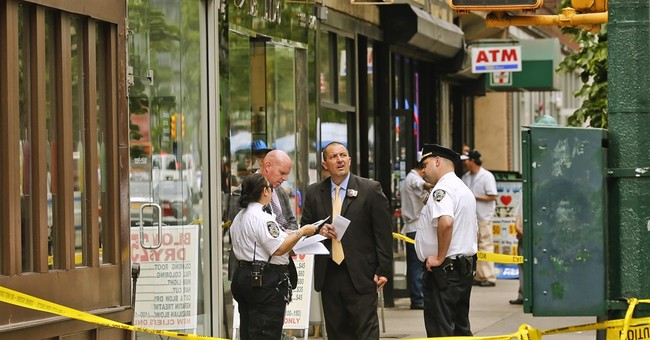 NYC boy arrested on attempted murder charges in 4 stabbings