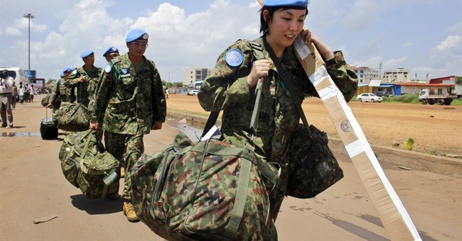 Last Japanese peacekeepers pull out of South Sudan
