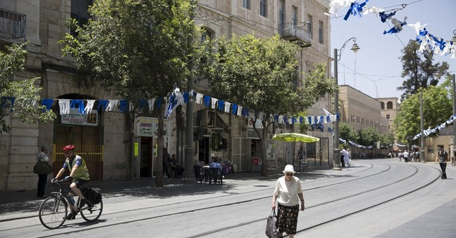 Jerusalem still suffers from divisions, 50 years after war