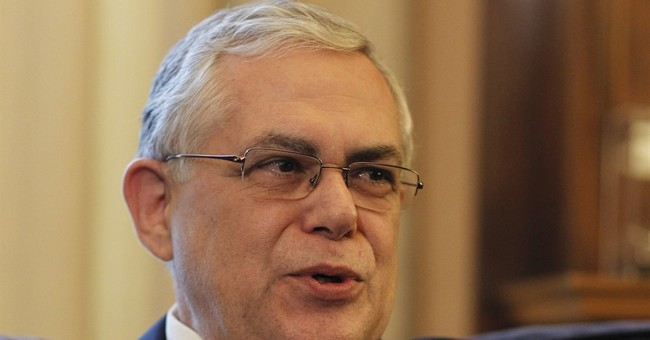 Former Greek prime minister recovering from bombing