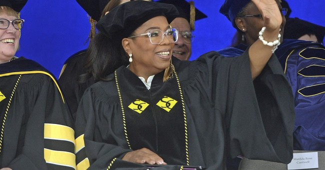 From Trump to Oprah, speakers offer parting advice to grads