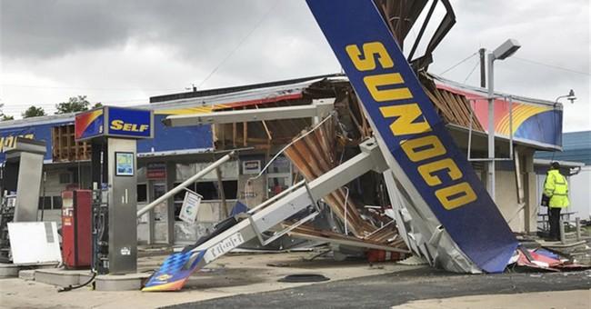 Ohio tornadoes damage businesses, interrupt graduation