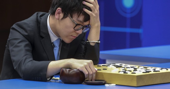 Computer wins 2nd game against Chinese go champion