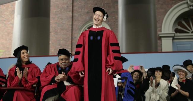 Dear, Harvard: 10 memorable quotes from Zuckerberg's speech