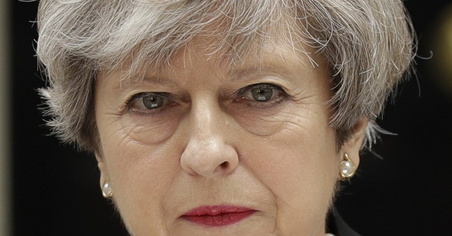 Manchester attack a tough test for UK leader Theresa May