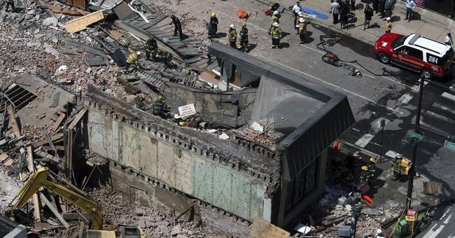 $95.6M awarded to Philadelphia building collapse survivor