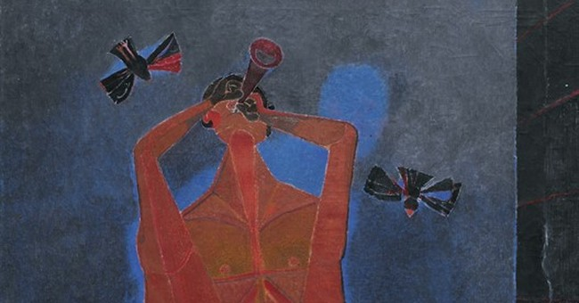 Sotheby's sells Tamayo's 'Bird Charmer' for $4.3M in NY